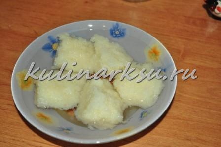 куриные котлетки с колбасным сыром