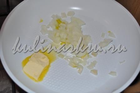 Паста с креветками