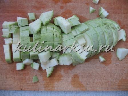 Гарнир из плоской фасоли – кулинарный рецепт