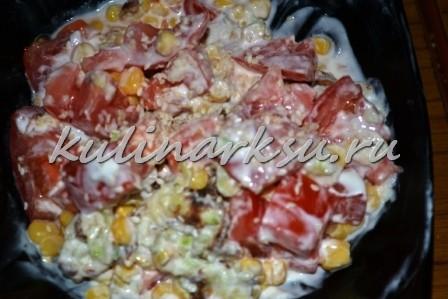Оригинальный салат