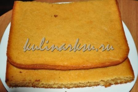 Вкусный торт «Мозаика»