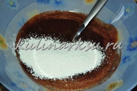 Вкусный торт Брауни