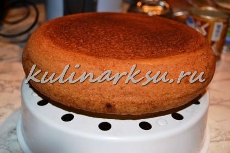 Вкусный торт «Нежность»