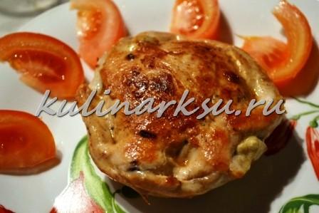 Вкусные куриные пирожки