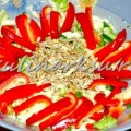 Салат «Поздний ужин»