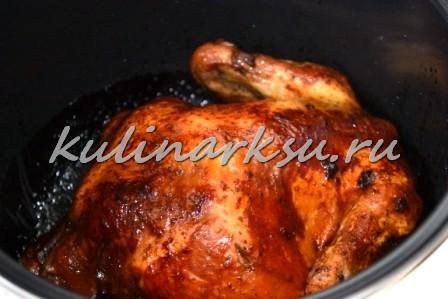 Курица в сладком соусе