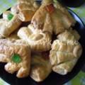 Хрустящие печенюшки с цукатами